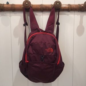 Great The North Face Flyweight Pack—17 L—Like New!